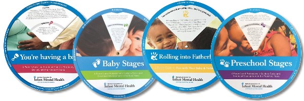 Prenatal, Baby, Preschool & Fatherhood Wheels